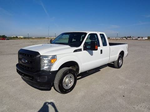 2012 Ford F-250 Super Duty XL for sale at SLD Enterprises LLC in Sauget IL