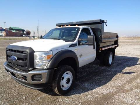 2014 Ford F-450 Super Duty