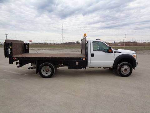 2013 Ford F-550 Super Duty