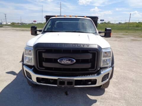 2013 Ford F-550 Super Duty