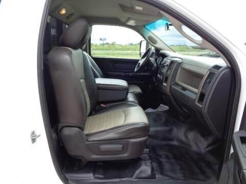 2011 RAM Ram Chassis 5500