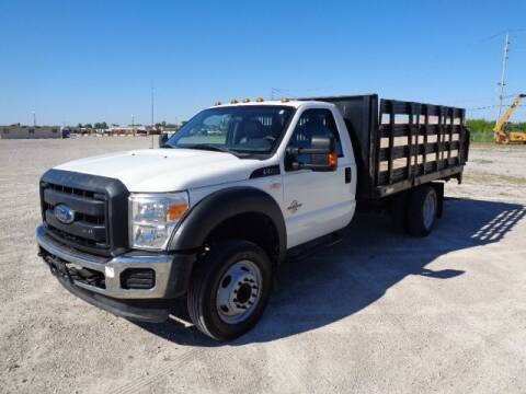 2012 Ford F-550 Super Duty for sale at SLD Enterprises LLC in Sauget IL