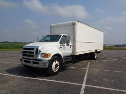 2011 Ford F-750 Super Duty for sale at SLD Enterprises LLC in Sauget IL