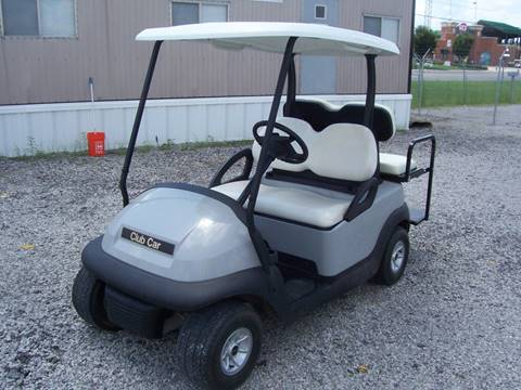2007 Club Car Golf Cart