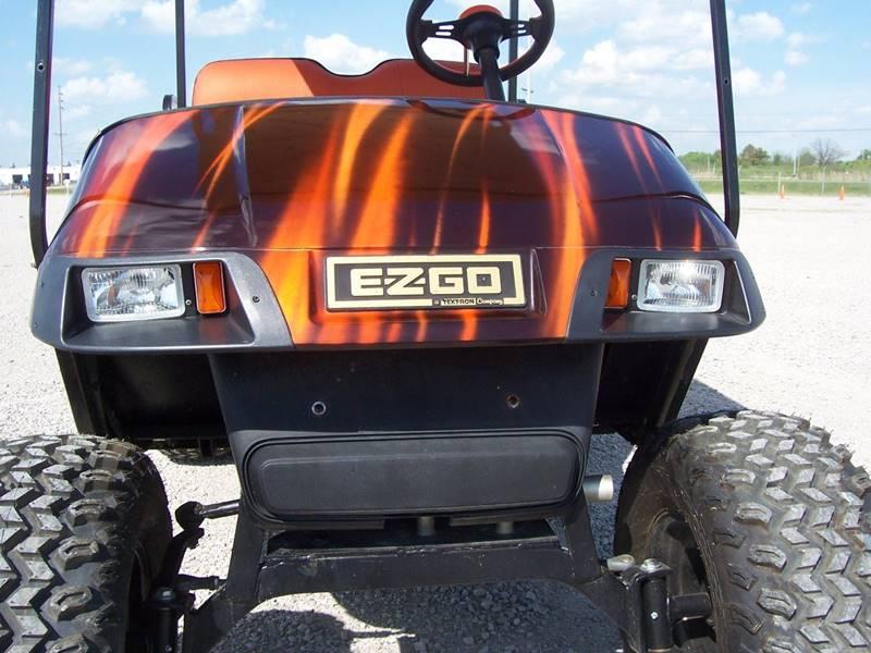 2004 E-Z-GO GOLF CART  - Sauget IL