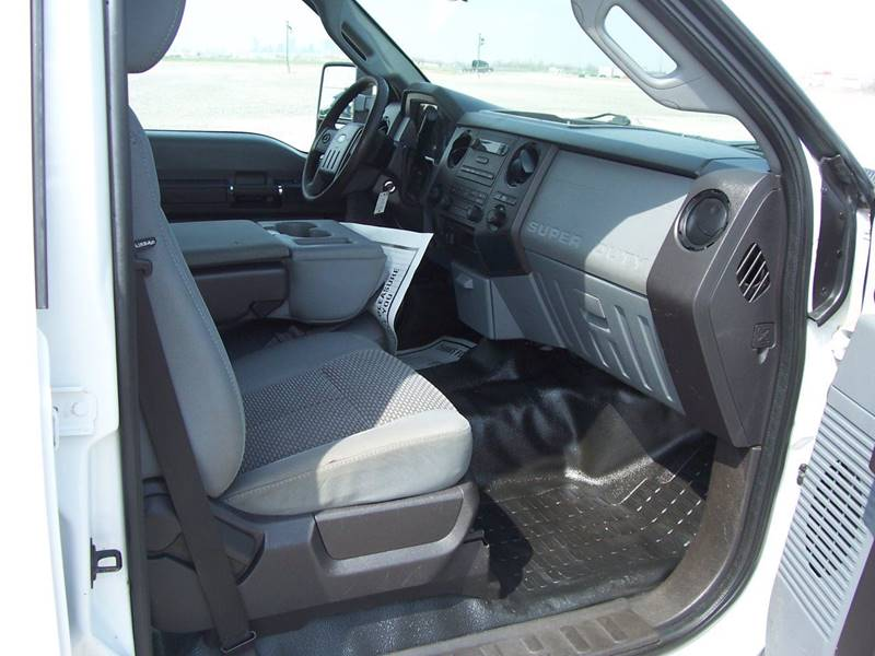 2011 Ford F-350 Super Duty 4x4 XL 4dr Crew Cab 8 ft. LB SRW Pickup - Sauget IL