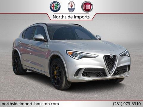 2019 Alfa Romeo Stelvio Quadrifoglio for sale in Spring, TX