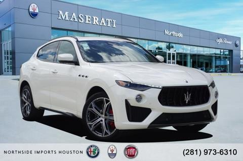2019 Maserati Levante for sale in Spring, TX