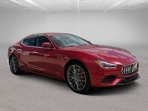 2018 Maserati Ghibli for sale in Spring, TX