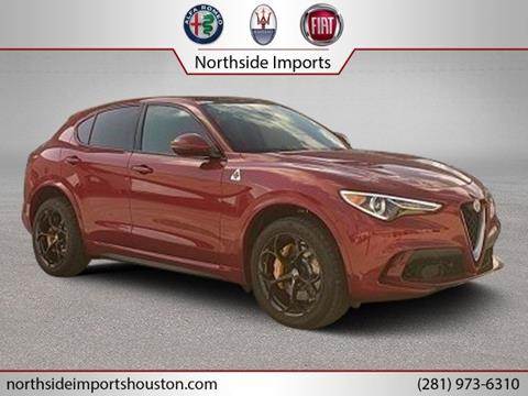 2018 Alfa Romeo Stelvio Quadrifoglio for sale in Spring, TX