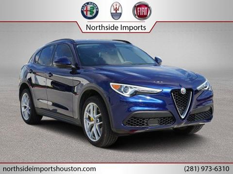 2019 Alfa Romeo Stelvio for sale in Spring, TX