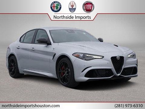2019 Alfa Romeo Giulia Quadrifoglio for sale in Spring, TX