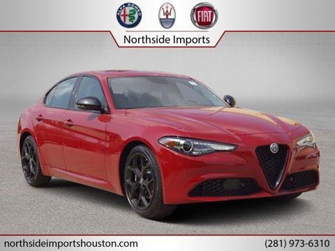 2019 Alfa Romeo Giulia for sale in Spring, TX