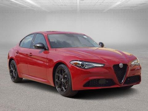 2019 Alfa Romeo Giulia for sale in Spring, TX