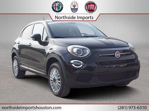 2019 FIAT 500X for sale in Spring, TX