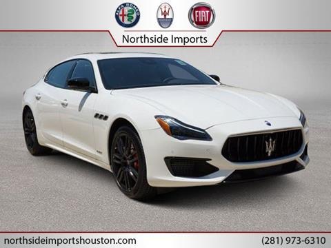 2019 Maserati Quattroporte for sale in Spring, TX