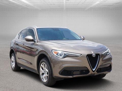 2019 Alfa Romeo Stelvio for sale in Spring, TX