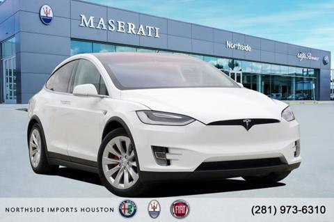 2016 Tesla Model X for sale in Spring, TX