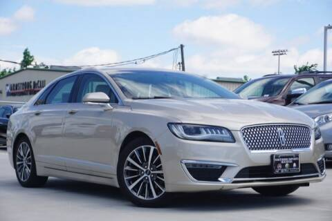 2017 Lincoln MKZ Premiere for sale at Northside Alfa Romeo Fiat in Spring TX