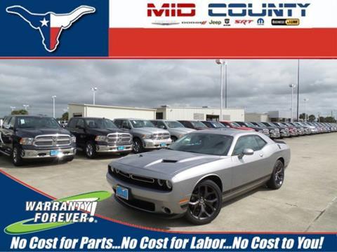 2017 Dodge Challenger for sale in Port Arthur, TX