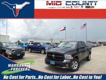 2017 RAM Ram Pickup 1500 for sale in Port Arthur, TX