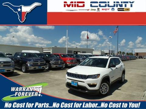 2018 Jeep Compass for sale in Port Arthur, TX