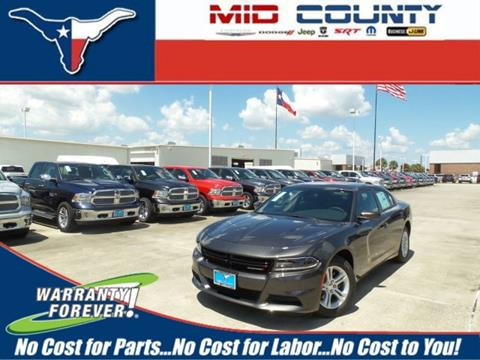 2018 Dodge Charger for sale in Port Arthur, TX