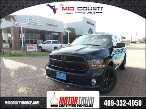 2018 RAM Ram Pickup 1500 for sale in Port Arthur, TX