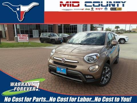 2018 FIAT 500X for sale in Port Arthur, TX