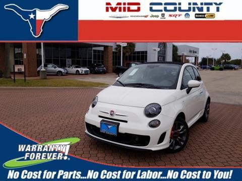 2018 FIAT 500c for sale in Port Arthur, TX