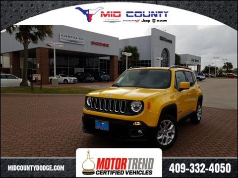 2018 Jeep Renegade for sale in Port Arthur, TX