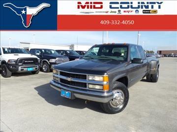 2000 Chevrolet C/K 3500 Series for sale in Port Arthur, TX