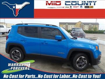 2015 Jeep Renegade for sale in Port Arthur, TX