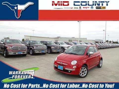 2017 FIAT 500 for sale in Port Arthur, TX