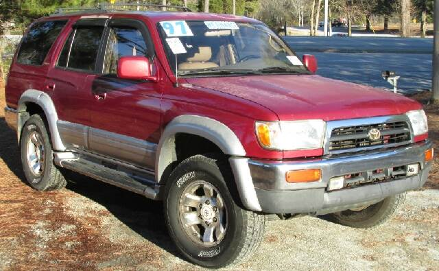 1997 Toyota 4Runner For Sale At Esquire Automotive LLC In Marietta GA