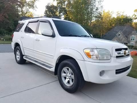 2005 Toyota Sequoia for sale in Marietta, GA
