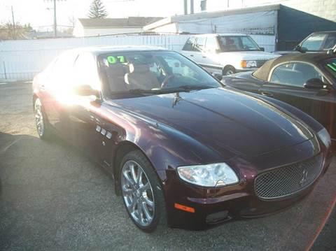 2007 Maserati Quattroporte for sale in Roseville, MI