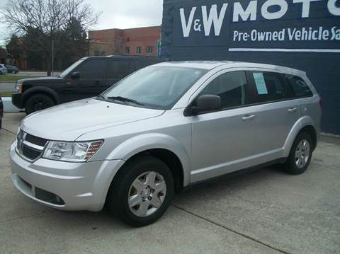2009 Dodge Journey for sale in Roseville, MI