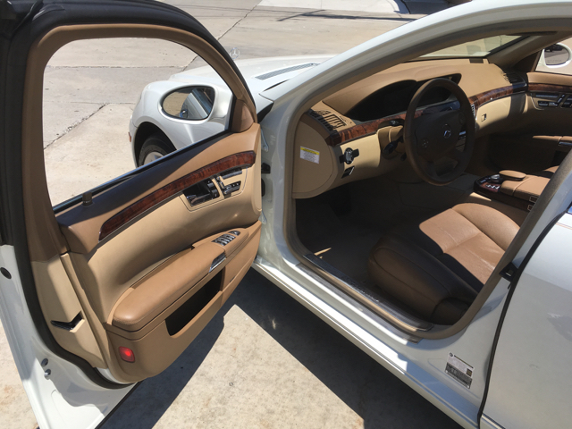 2008 Mercedes-Benz S-class car for sale in Detroit