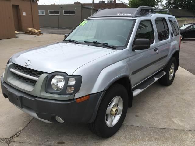 2002 Nissan Xterra car for sale in Detroit