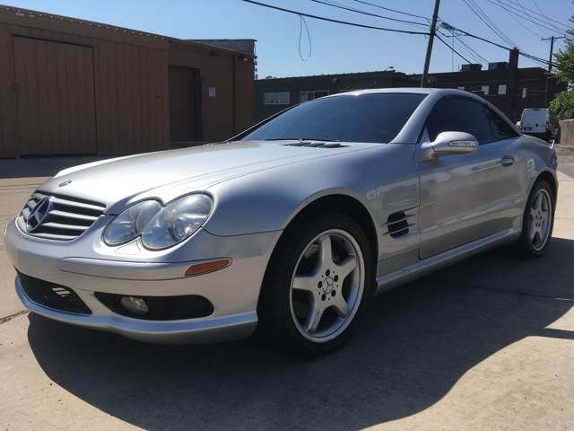 2003 Mercedes-Benz Sl-class car for sale in Detroit