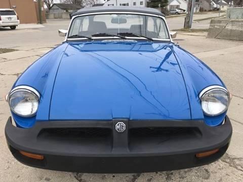 1977 MG MGB for sale in Roseville, MI