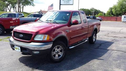 2002 Ford F-150 for sale in Onalaska, WI