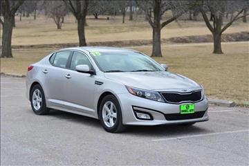 2015 Kia Optima for sale in Omaha, NE