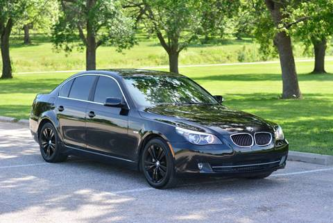 2009 BMW 5 Series for sale at UNISELL AUTO in Omaha NE