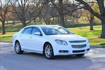 2011 Chevrolet Malibu for sale at UNISELL AUTO in Omaha NE