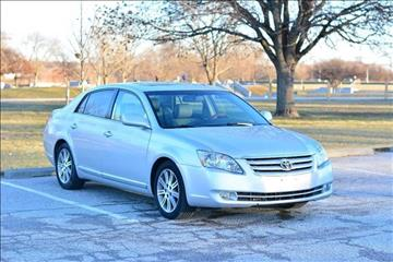 2007 Toyota Avalon for sale at UNISELL AUTO in Omaha NE