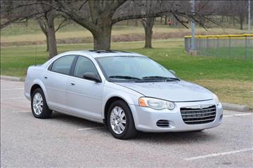 2004 Chrysler Sebring for sale at UNISELL AUTO in Omaha NE