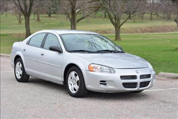 2002 Dodge Stratus for sale at UNISELL AUTO in Omaha NE