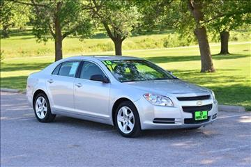 2010 Chevrolet Malibu for sale at UNISELL AUTO in Omaha NE